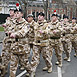7th Armoured Brigade March To Westminster 2009